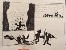 Cory's depiction of Henry V